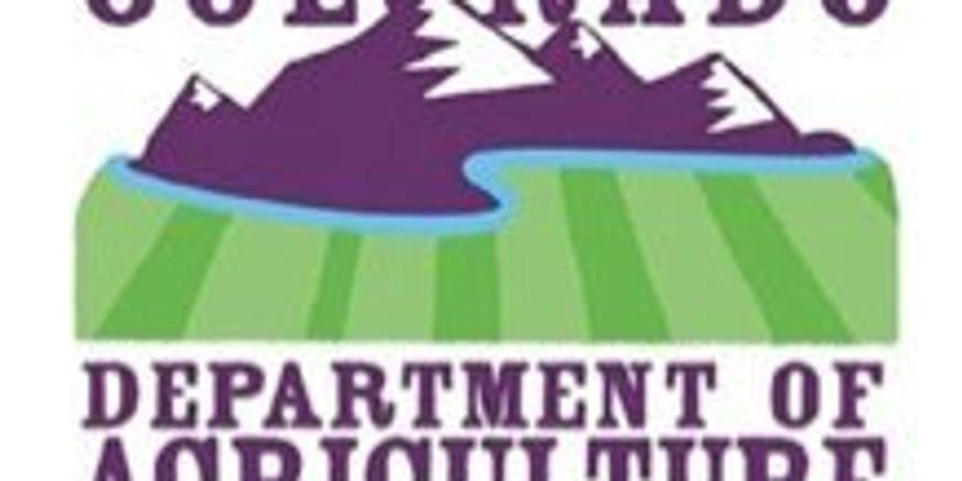 Colorado Dept. of Ag Compliance - 8.10
