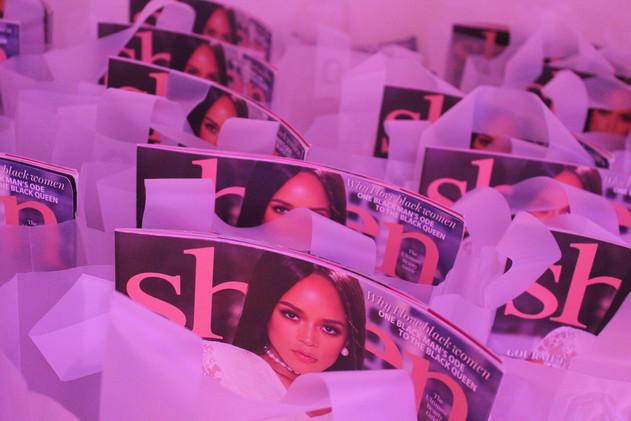 Sheen Magazine Sponsor