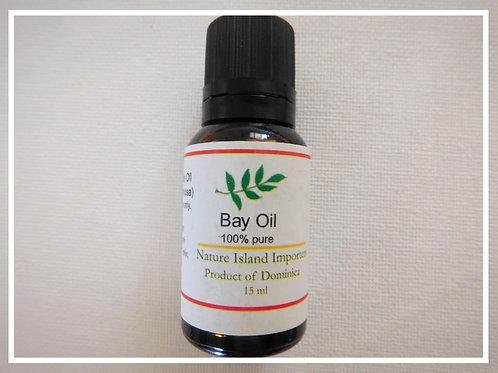 Pure Bay Oil (Pimenta Racemosa)