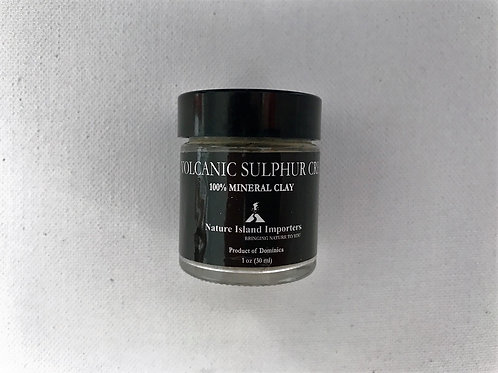 Volcanic Clay/Mineral Cream 1oz
