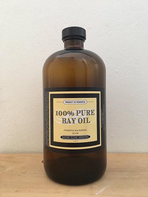 Bay Essential Oil (Pimenta Racemosa)   1 liter