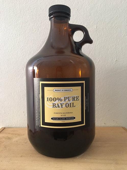 Bay Essential Oil (Pimenta Racemosa) 1 gallon