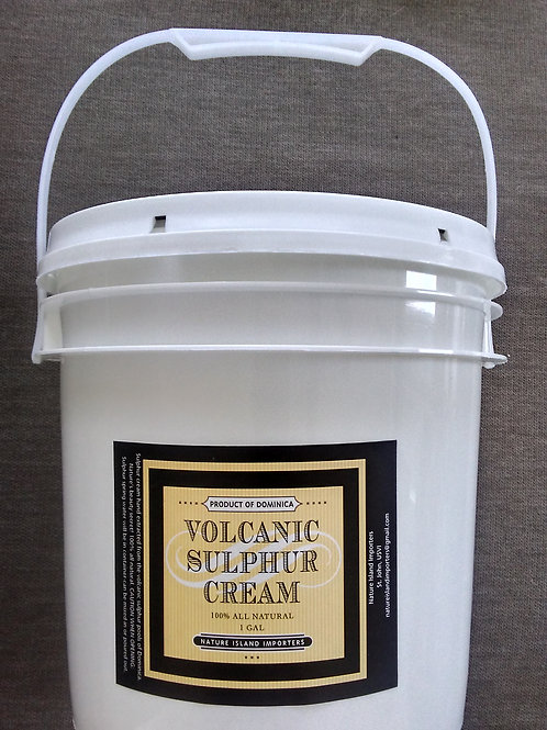 Volcanic Clay                        1 gallon