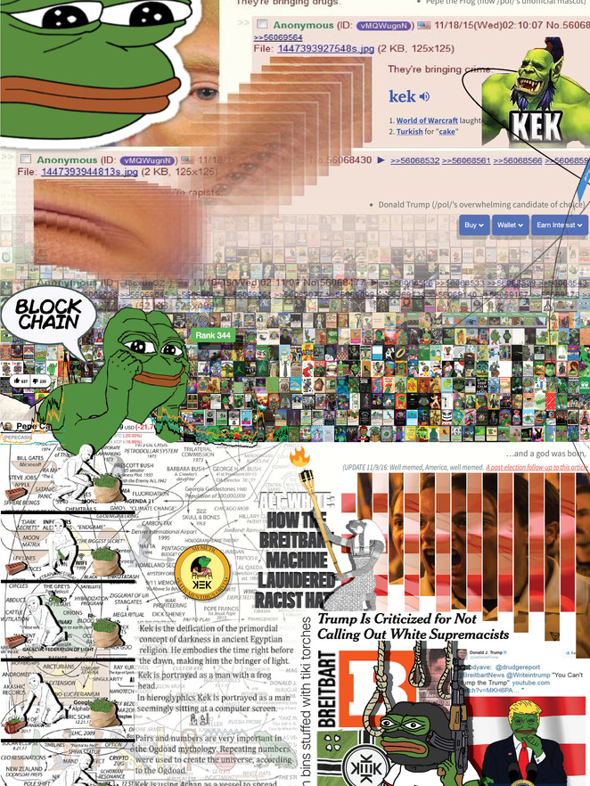 on how Pepe came to unite the alt-right
