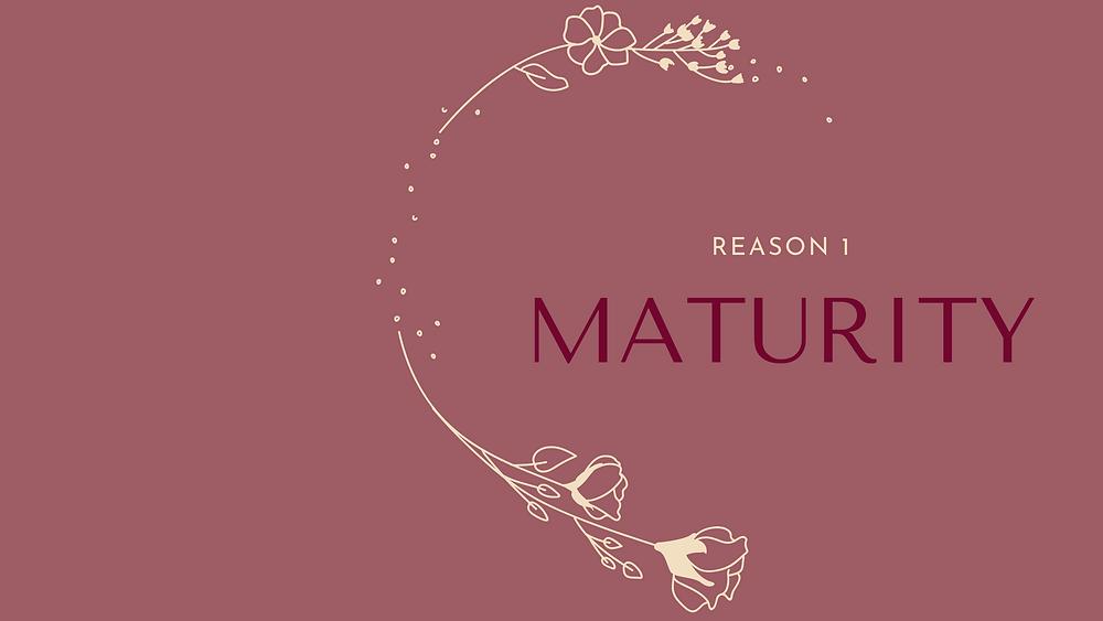 growing in faith brings spiritual maturity #TOLDBYOLAY
