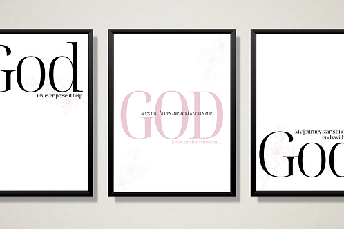 Full Collection: Created by GOD
