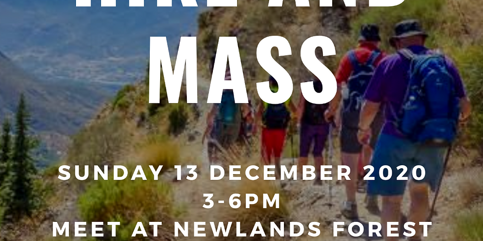 Young Adults' Hike and Mass