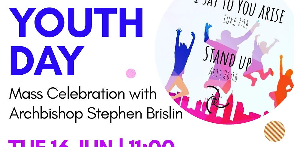 Youth Day Mass Celebration via Facebook Live