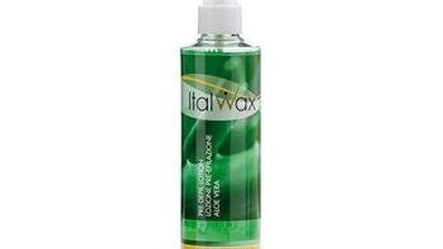 Aloe pre wax oil