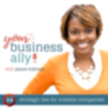 Your Business Ally™ podcast by HOLMES@LAW