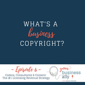 What's a Business Copyright?