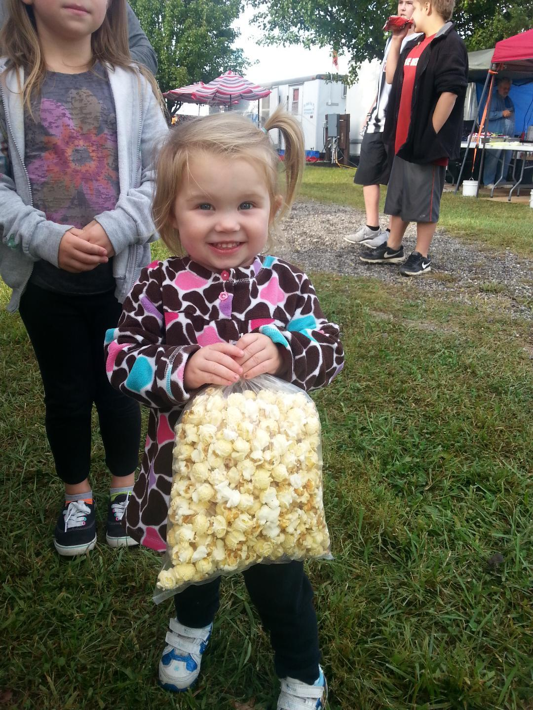 new lebanon kettle corn