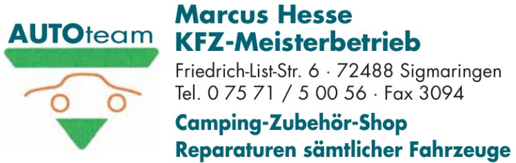 Markus Hesse Werkstatt