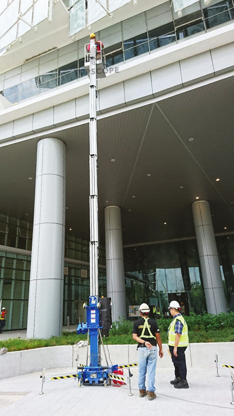 cherry picker, malaysia, aerial platform, scissors lift, vertical lift, man lift, MEWP, MAWP, Teupen, CMC, Falcon Lifts, Up Lift, AHI