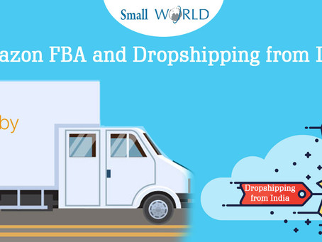 Amazon FBA and Dropshipping from India