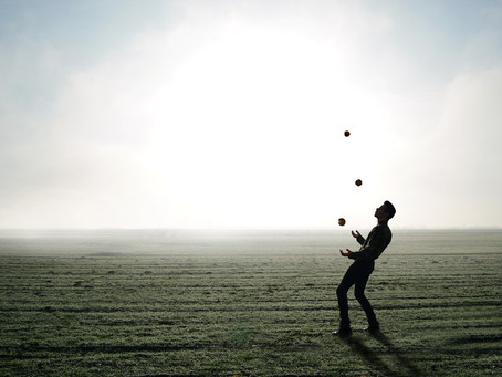 How to juggle as a founder