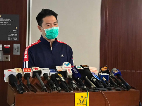 Holden CHOW condemns district councillor for providing selective services in discriminating manner
