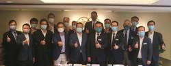 2021年6月2日 拜訪香港中華廠商聯合會