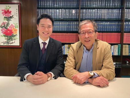 深度探討大律師公會角色《談變革 論香港》對談:胡漢清 x 周浩鼎