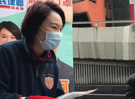 Fighting the coronavirus together: distributed free masks to the public