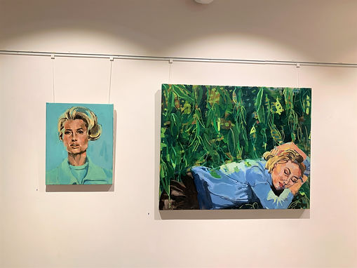 'Tippi' and 'GROUNDED' on show at 'Artis