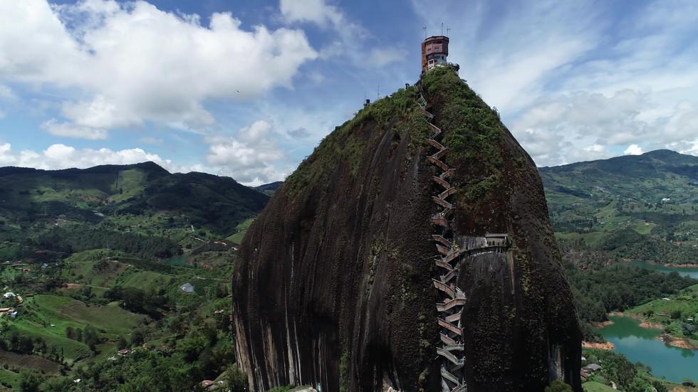 La Piedra El Peñol Guatape