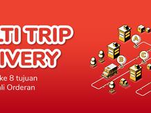 Wehelpyou Multi-Trip Delivery,Kirim ke 8 Alamat Dengan 1 Kali Orderan