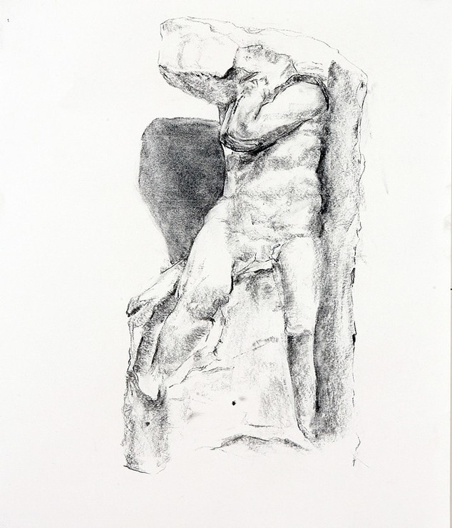 Slave, by Michelangelo