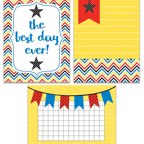 Best Day Ever- Journal It Fast Cards