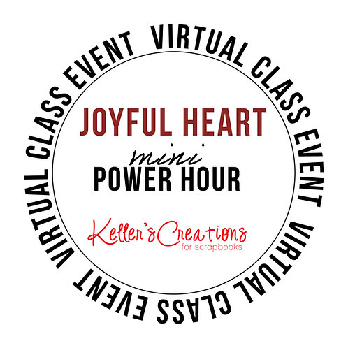 Joyful Heart MINI Power Hour Class Box