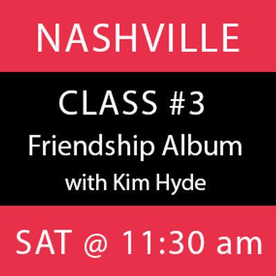 Class #3-Nashville