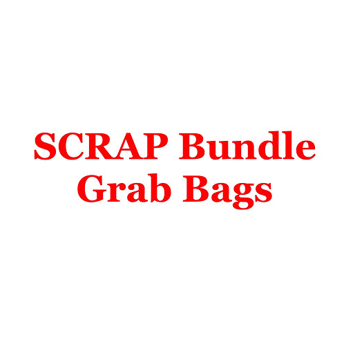 Scrap Bundle GRAB BAG