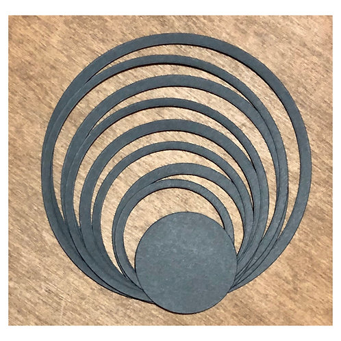 Cardstock Rings