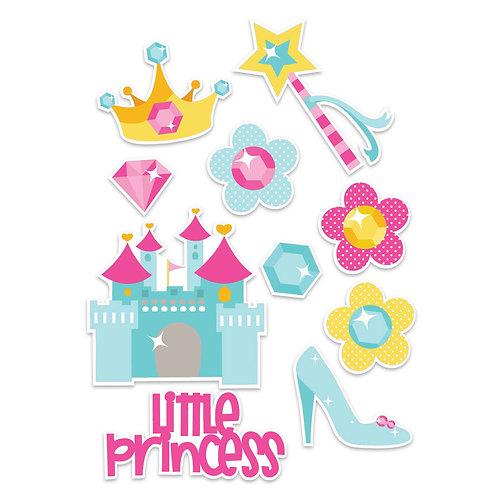 Princess Die Cuts