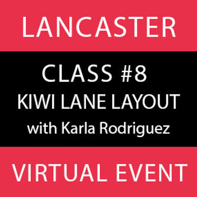 Class #8-Lancaster Virtual