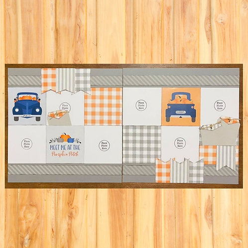 Meet Me at the Pumpkin Patch Page Kit