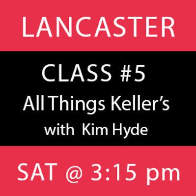 Class #5 - Lancaster