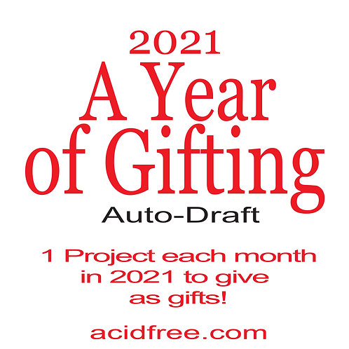2021: A Year of Gifting-AUTO PAY