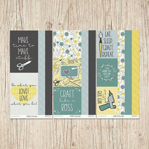 Crafter's Life Building Blocks