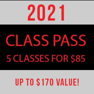 Class Pass—Thomasville Virtual SISS