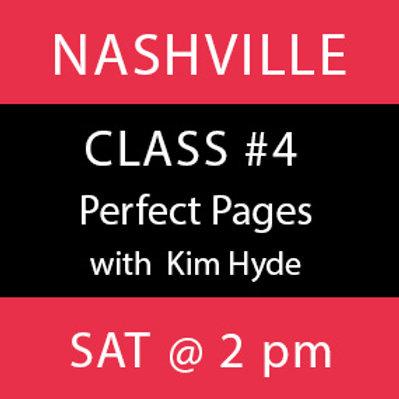 Class # 4-Nashville