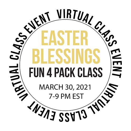 Easter Blessings 4 Pack Class Box