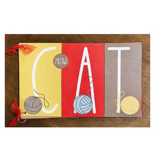 Kitty Cat 6x10 Mini Book Kit