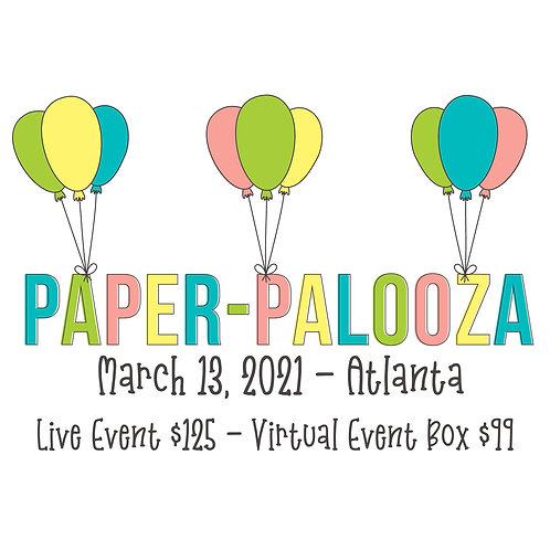 Paper Palooza—Atlanta 2021