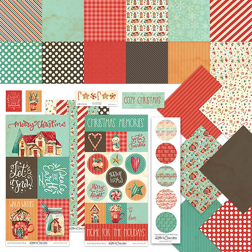 Cozy Christmas Scrap Bundle