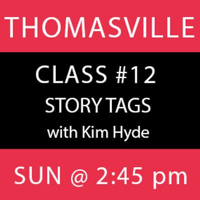 Class #12: Thomasville