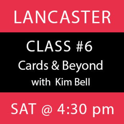 Class #6—Lancaster