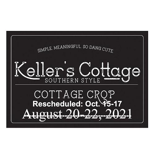 Keller's Cottage Crop-OCTOBER 2021