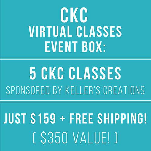 CKC Virtual Class Event Box