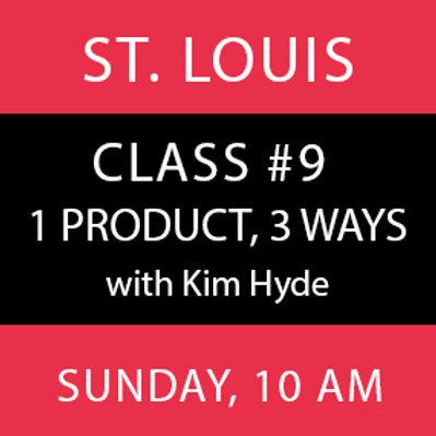 Class #9: St. Louis